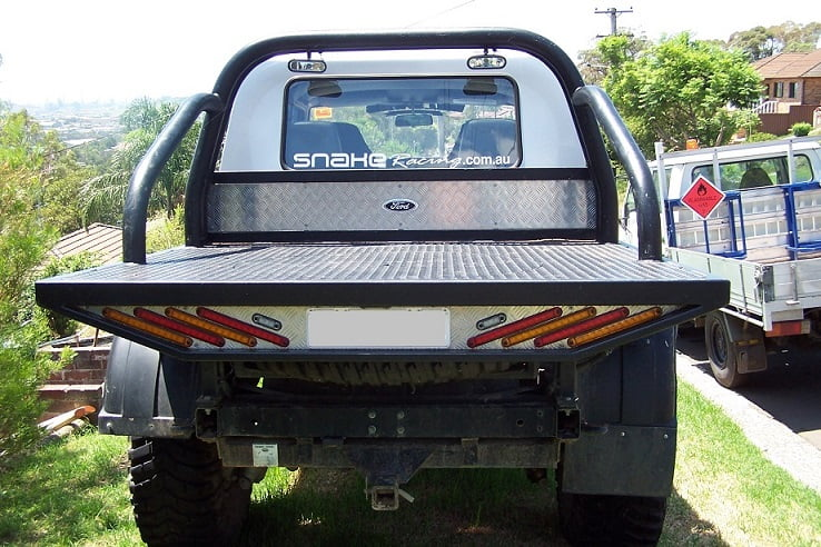 4x4 Fabrications - Custom Trays & 4x4 Fabrications Wollongong Illawarra - Custom 4WD Modifications