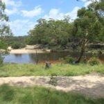 River view from 4WD track