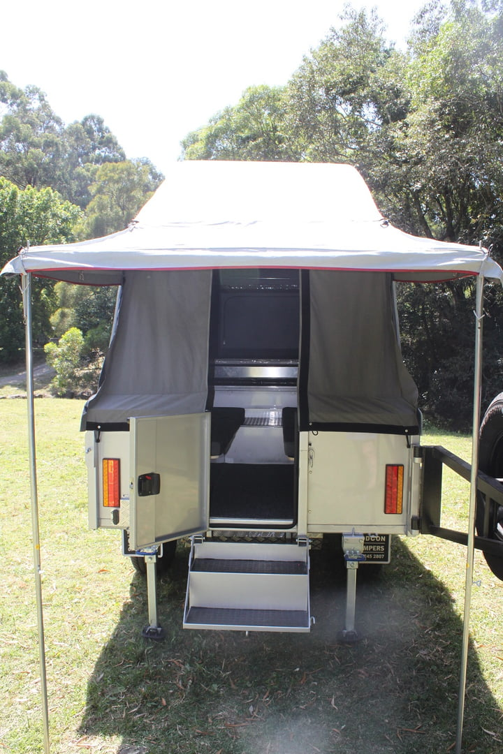 Quattro The Suv Ready Luxury Camper Offroad Tour King